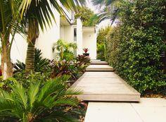 contempory garden design