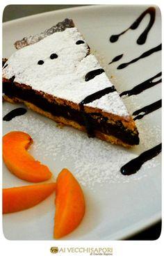 #torta #bocconotto #cioccolato #endorfine #felicità #Lanciano #Abruzzo #ristorante