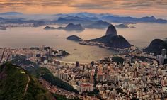Her Name is Rio - This is a scene featuring Rio de Janeiro as seen from Corcavado. A familiar scene to many and one that must be enjoyed when visiting this wonderful place.  May I wish all 500pix members a happy 2013 and thank you for your continued support.