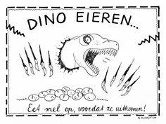 Gezonde kindertraktatie Dinosaurus eieren (incl. etiket) | gezond trakteren op school | Dinosaurus traktatie zelf maken? Rowan, Party Time, Tapas, Stage, Jumpsuit, Kids, Food, Overalls, Young Children