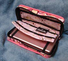 Nintendo DS lite organizer/carry case - PURSES, BAGS, WALLETS