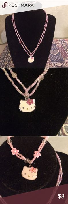 Hello kitty bundle Necklace and bracelet Hello Kitty Accessories Jewelry