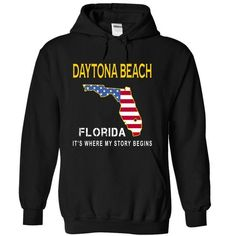 DAYTONA BEACH - Its Where My Story Begins #city #tshirts #Daytona Beach #gift #ideas #Popular #Everything #Videos #Shop #Animals #pets #Architecture #Art #Cars #motorcycles #Celebrities #DIY #crafts #Design #Education #Entertainment #Food #drink #Gardening #Geek #Hair #beauty #Health #fitness #History #Holidays #events #Home decor #Humor #Illustrations #posters #Kids #parenting #Men #Outdoors #Photography #Products #Quotes #Science #nature #Sports #Tattoos #Technology #Travel #Weddings…