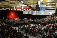 @Saginaw Valley State University Spring 2014 Commencement