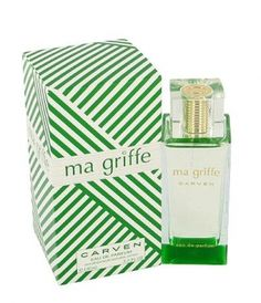 "Bright and edgy, Ma Griffe (""my claw"") smells like the kind of perfume a good girl who doesn't yet know she's a bad girl would wear.via previous pinner!..every once in awhile...I yearn for this old frangance."