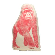 ross menuez pico pillow - fire gorilla
