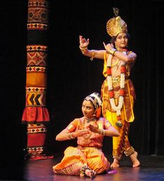 Kuchipudi is one such unique form of art which is the tasteful blend of grace and vigor, elevation and sensuality, of control and abandon. With its roots buried in the soil of Andhra Pradesh, Kuchipudi was born in a remote village from which it derived its name. In the early days, the Kuchipudi style of dance was in the form of dance dramas, the main purpose being to inculcate divine ecstasy which invokes immortal bliss and brings one closer to the path of salvation.