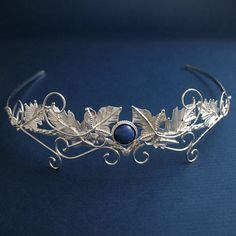 Wedding Circlet, Woodland Ivy Headpiece, , Ivy Leaves Wedding Headpiece, pretty, not likely