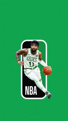 The Next NBA logo? NBA Logoman Series on Behance Celtics Basketball, Basketball Pictures, Football And Basketball, Basketball Players, Kyrie Irving Logo, Kyrie Irving Celtics, Irving Wallpapers, Nba Wallpapers, Wallpaper Telephone