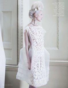 """""""I´m having a Marie Antoinette moment!"""" UK Tatler February 2012"""