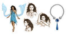 Anitun Tabu - Tagalog Goddess of Wind and Rain