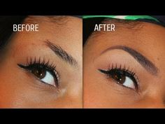 The Perfect Eyebrow | Tutorial  My easy method for a nice natural looking eyebrow!     INSTAGRAM: TheChicNatural