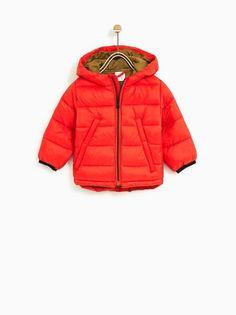 2a5088193c4e Obrázok 3 z TENKÁ PREŠÍVANÁ BUNDA od spoločnosti Zara Puffer Jackets
