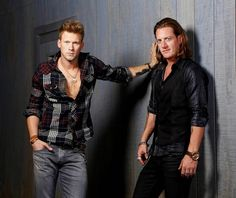 """Florida Georgia, Line -- featuring Brian Kelley, left, and Tyler Hubbard -- is out with its second album """"Anything Goes. Cole Kelley, Brian Kelley, Florida Georgia Line Concert, Tyler Hubbard, Cole Swindell, Line Photo, Chris Young, Kenny Chesney, Country Music Singers"""