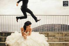 Las fotos de boda más originales [Fotos]