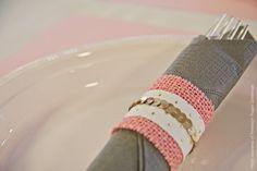 Project Nursery - napkin rings