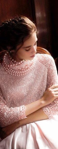 The Heiress - in pink #Luxurydotcom                                                                                                                                                                                 More