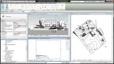 Demonstrates how to create a walkthrough and edit the camera of the walkthrough to present a custom view of the model.