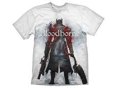 T-Shirt Bloodborne Hunter | Bloodborne
