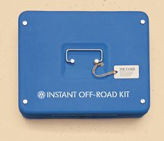 Volkswagen | Instant Off-Road Kit on Behance