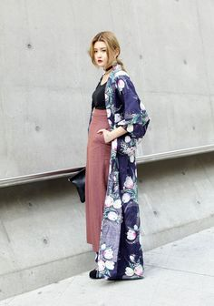Seoul fashion week street style                                                                                                                                                                                 Mais