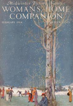Woman's Home Companion Magazine, February 1914