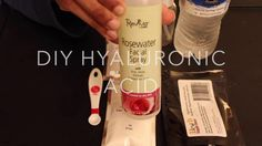 How To Make Your Own Hyaluronic Acid Serum