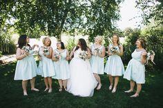 plus size wedding, plus size bride, bridesmaid dress, wedding dress, mint bridesmaid dress