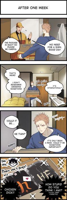 Shirtless Anime Boys, 19 Days Characters, Fanmeeting Bts, Object Permanence, Days Manga, Fanart, Haikyuu Ships, Cute Anime Guys, Anime Ships