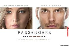 'Passengers' stumbles and doesn't recover. Movie List, I Movie, Chris Pratt Passengers, Fiction Movies, Deep Learning, Jennifer Lawrence, People Like, Pictures, Writers