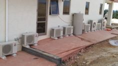 #Use_of_the_heat_pumps that help in maintaining the environment with rated performances.