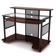 Z-Line Designs Cryus Workstation (ZL220001WSU) CONNS $199 (was supposed to have side shelf but out of stock so just got desk)