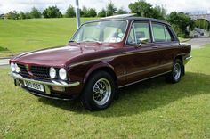 Triumph dolomite Sprint 1978 to be auctioned Friday 30th October 2015. Contact us today for a free valuation of your classic.