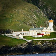 Bressay #Lighthouse - #Scotland http://dennisharper.lnf.com/