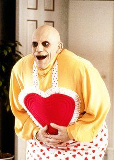 "Uncle Fester Addams ""Addams Family Values"" Christopher Lloyd Fester Addams, Los Addams, Addams Family Values, Charles Addams, Trailer Peliculas, Nerd, Por Tv, Film Serie, Great Movies"