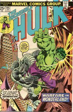 Incredible Hulk #195