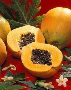 Usi e proprietà della papaya  http://ambientebio.it/usi-e-proprieta-della-papaya/