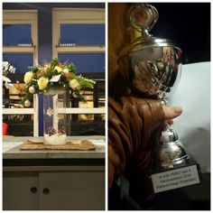 Donderdag had ik de kerstwedstrijd, heb de 1e prijs gewonnen!