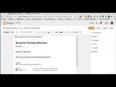 Free Technology for Teachers: How to Schedule Posts in Blogger and Kidblog