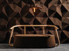Португальцы Gencork представили коллекцию мебели из пробки