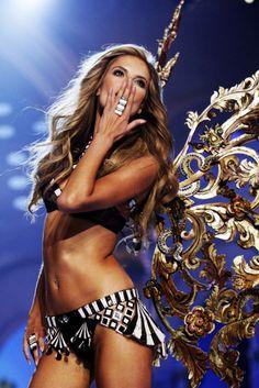 Victoria Secret model.