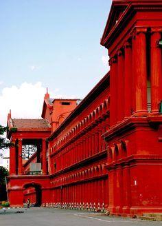 Karnataka High Court.  Bangalore, INDIA.