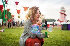 Shambala festival by Jenna Foxton