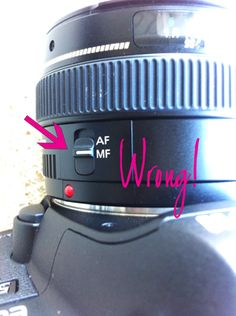 Why I was shooting lens manual focus and why wrong---Makinze-Muinzer--settings
