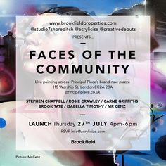 """101 Likes, 2 Comments - Creative Debuts (@creativedebuts) on Instagram: """"Tomorrow. 4-6pm. Come join us - it's free!"""""""