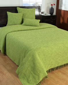 lime green throws shiny chenille throw lime greens green lime green. Black Bedroom Furniture Sets. Home Design Ideas