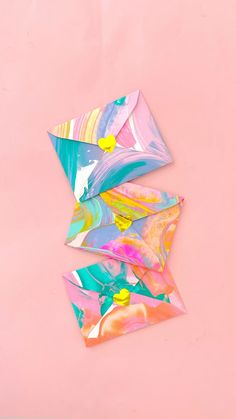 Cool Paper Crafts, Fun Diy Crafts, Diy Crafts Videos, Craft Projects, Crafts For Kids, Arts And Crafts, Art Projects For Teens, Cool Art Projects, Pinterest Diy Crafts