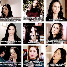 #pll challenge. Day 4. Most badass character : Spencer Hastings