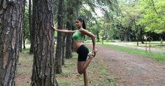 Faça exercícios na gravidez!