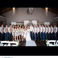 """""""Yes, we can accommodate your large bridal party! Each Studio has their own dressing suites making it very convenient for your bridal party to get ready…"""""""